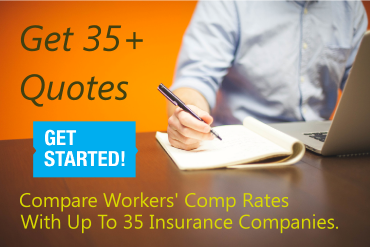 Quote workers' compensation coverage with CAOM Insurance.