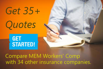 Submit your workmans comp info in 3 minutes.