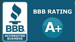Top rated insurance agency- BBB.