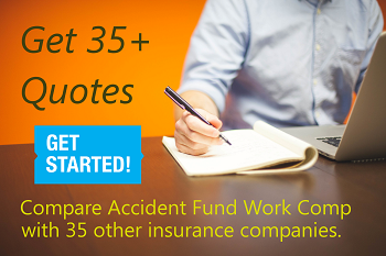 Quote workers' compensation coverage with Accident Fund Insurance