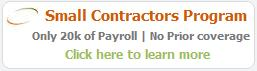 Workmens comp for contractors.