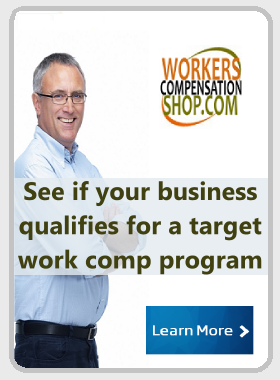 Target industries for workers compensation insurane